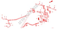 HEATER HOSE ELECTRICAL EQUIPMENTS, EXHAUST, HEATER ACTY VAN honda-cars 1983 DX PANEL VAN B__1702