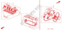 GASKET KIT ENGINE CIVIC honda-cars 2000 1.4I E__2000