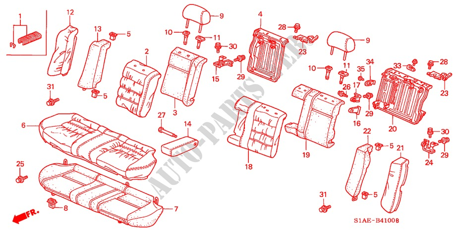 REAR-SEAT-Honda-Cars-ACCORD-2000-18ILS-5