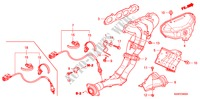 EXHAUST MANIFOLD ENGINE S2000 honda-cars 2008 BASE E__0400