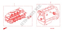 GASKET KIT ENGINE S2000 honda-cars 2008 BASE E__2000