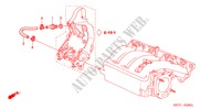 BREATHER TUBE (TYPE R) ENGINE CIVIC honda-cars 2005 TYPE R     PREMIUM E__0801