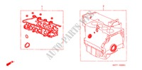 GASKET KIT (TYPE R) ENGINE CIVIC honda-cars 2005 TYPE R     PREMIUM E__2001