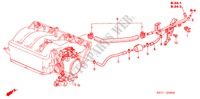 INSTALL PIPE/TUBING (TYPE  R) ENGINE CIVIC honda-cars 2005 TYPE R     PREMIUM E__0200