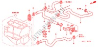 WATER VALVE (RH) ELECTRICAL EQUIPMENTS, EXHAUST, HEATER CIVIC honda-cars 2005 TYPE R     PREMIUM B__1731