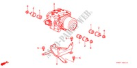 ABS MODULATOR (L4) STEERING, BRAKE, SUSPENSION ACCORD COUPE honda-cars 2000 2.0IES B__2410
