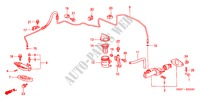 CLUTCH MASTER CYLINDER (LH) STEERING, BRAKE, SUSPENSION ACCORD COUPE honda-cars 2000 2.0IES B__2320