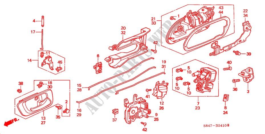 CAN BUILT PASSENGER SIDE NSF LEXUS RX350 10-12 HALOGEN Depo 324-1105R-AF7 Headlight Assembly 12 TYPE 1
