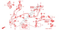 P.S. LINES (RH) STEERING, BRAKE, SUSPENSION CR-V honda-cars 2006 SE B__3361