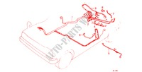 SIDE WIRE HARNESS for Honda Cars CIVIC S 3 Doors 5 speed manual 1983
