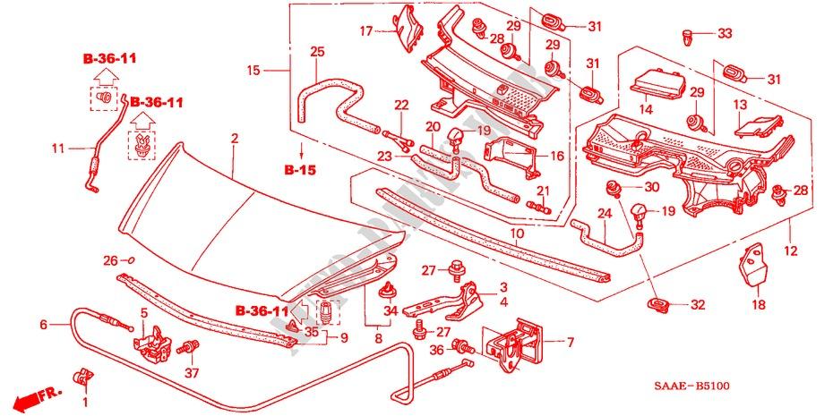 Engine Hood  Lh  For Honda Cars Jazz 1 4 Ls 5 Doors 5