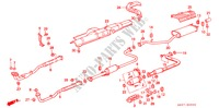 EXHAUST PIPE ELECTRICAL EQUIPMENTS, EXHAUST, HEATER ACCORD honda-cars 1989 EX-2.0I B__0200