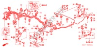 BRAKE LINES (VSA) (DIESEL) (RH) for Honda Cars ACCORD 2.2 EXECUTIVE 4 Doors 5 speed manual 2005