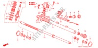 P.S. GEAR BOX COMPONENTS (HPS) (RH) for Honda Cars ACCORD 2.2 EXECUTIVE 4 Doors 5 speed manual 2005