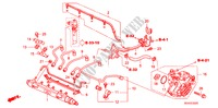 FUEL RAIL/HIGH PRESSURE P UMP (DIESEL) ENGINE ACCORD honda-cars 2008 2.2 EXECUTIVE E__3320