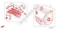 GASKET KIT (DIESEL) ENGINE ACCORD honda-cars 2008 2.2 EXECUTIVE E__5000