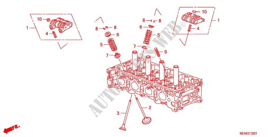2007 accord engine diagram  wiring  wiring diagrams