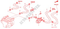 WATER VALVE (RH) ELECTRICAL EQUIPMENTS, EXHAUST, HEATER ACCORD TOURER honda-cars 2006 2.4 EXECUTIVE B__1731