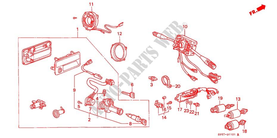 97.55 Length 8 Band 97.55 Length Rubber D/&D PowerDrive 99978792 Mercedes Benz Replacement Belt