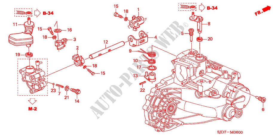 Transmission Lever Diagrams Repair Wiring Scheme