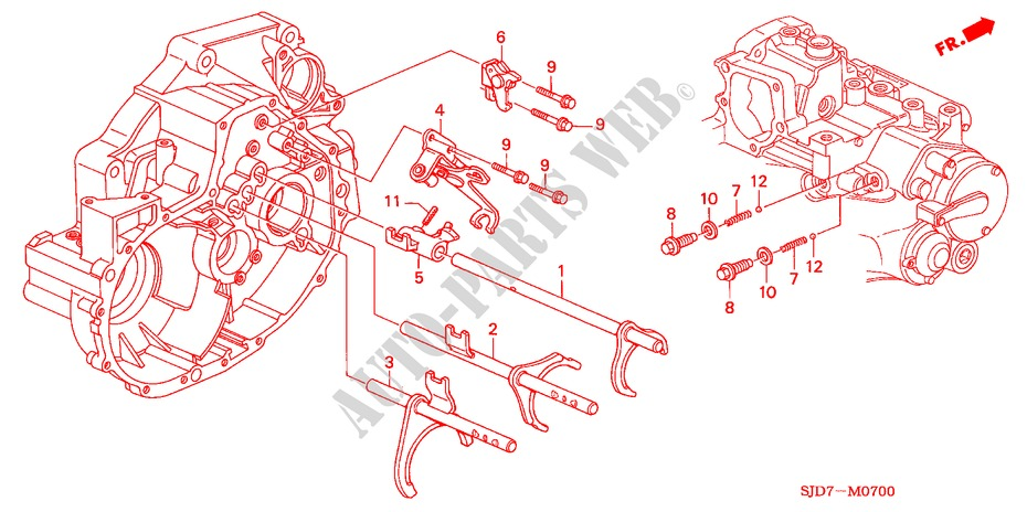 Honda 1 7l Engine Diagram Wiring Diagram