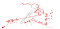 FRONT STABILIZER/ FRONT LOWER ARM for Honda Cars CONCERTO 1.6I 5 Doors 4 speed automatic 1990
