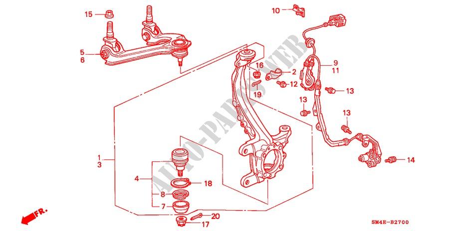 Genuine Hyundai 31311-39101 Fuel Feed Hose Rear