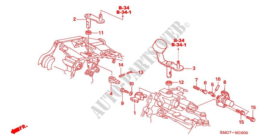 2007 honda civic manual transmission