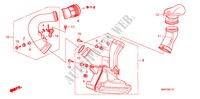 RESONATOR CHAMBER (2.0L) ELECTRICAL EQUIPMENTS, EXHAUST, HEATER CIVIC honda-cars 2007 2.0 TYPE R B__0107
