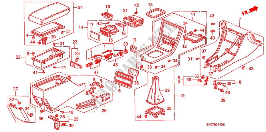 1993 honda legend parts diagram  u2022 wiring diagram for free