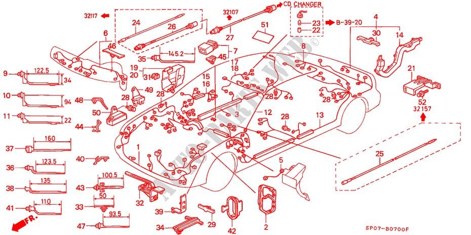 1991 Legend Wiring Diagram