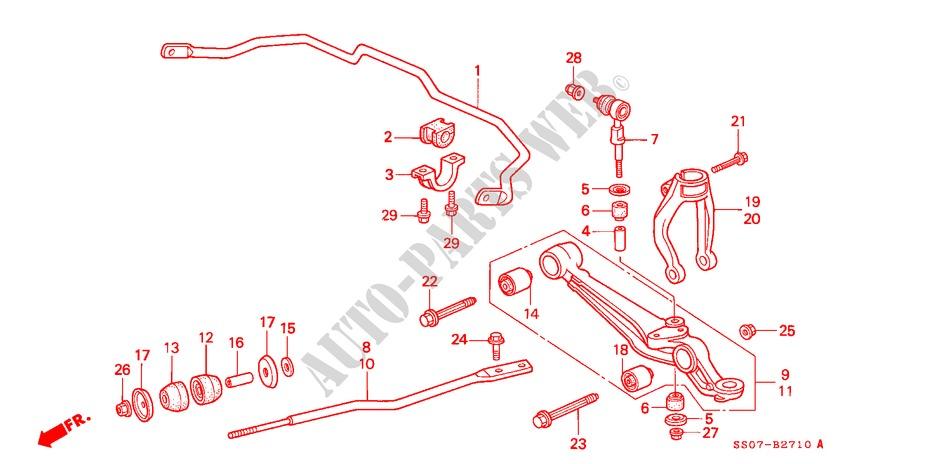 Right Genuine Hyundai 49596-3X1A0 Drive Shaft
