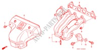 EXHAUST MANIFOLD for Honda Cars ACCORD AERODECK 2.0ILS 5 Doors 4 speed automatic 1995