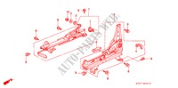 FRONT SEAT COMPONENTS (L.) for Honda Cars ACCORD AERODECK 2.0ILS 5 Doors 4 speed automatic 1995