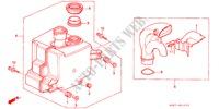 Resonator Chamber Honda Cars Accord Aerodeck B