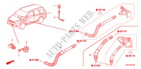 AIR CONDITIONER (SENSOR) BODY PARTS CR-V honda-cars 2007 RV-SI B__6100
