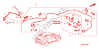 ANTENNA (LH) ELECTRICAL EQUIPMENTS, EXHAUST, HEATER CR-V I-CTDI honda-cars 2007 2.2 EXECUTIVE B__1600