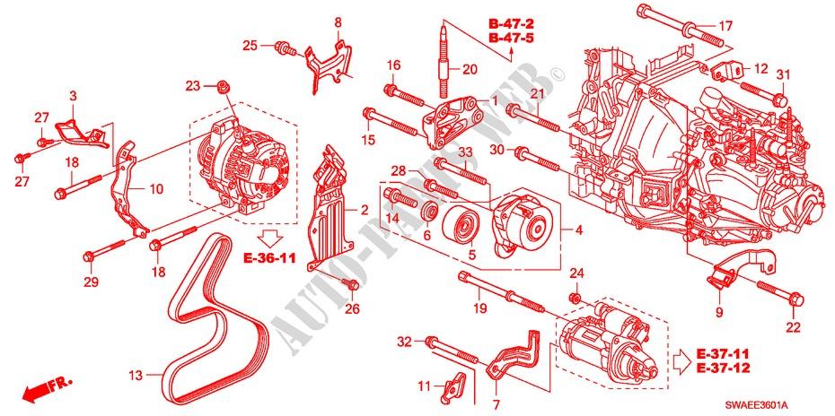 2010 Honda Cr V Engine Diagram - Wiring Diagrams