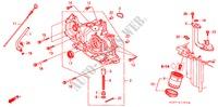 Oil Pump Oil Strainer Honda Cars Legend E