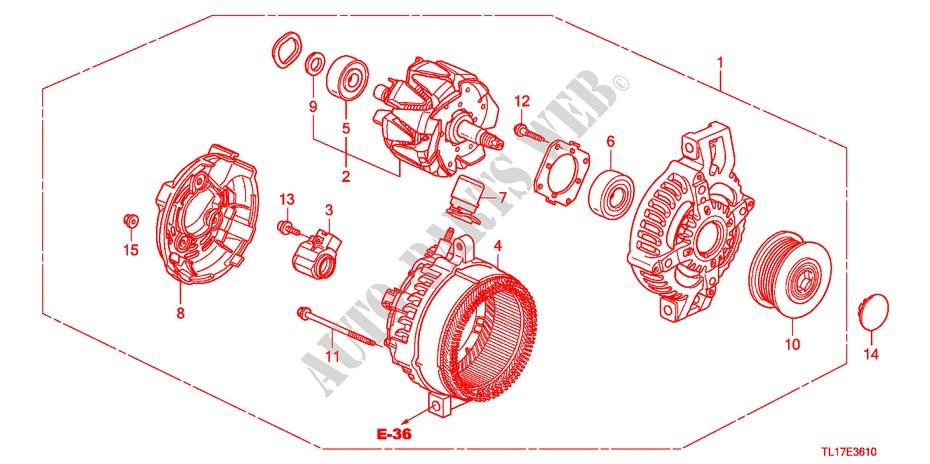 2009 honda accord rear kes parts diagram  u2022 wiring diagram