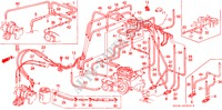 INSTALL PIPE TUBING (3) ENGINE ACCORD honda-cars 1988 EX E__0202