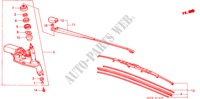 REAR WIPER ELECTRICAL EQUIPMENTS, EXHAUST, HEATER ACCORD honda-cars 1988 EX B__1402