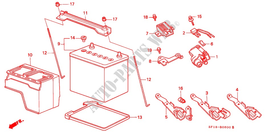 1990 Honda Prelude Ignition Wiring Diagram - Wiring ...