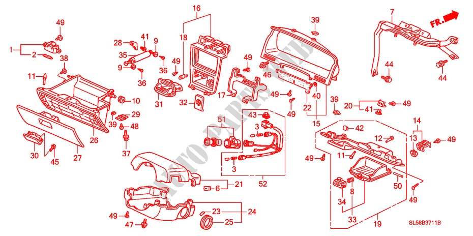 Hyundai Motors OEM Genuine 852103X000TX Gray Driver Left Inside Sun Visor 1-pc For 2011 ~ 2014 Hyundai Elantra Avante MD 201225516382 AMHM0420