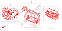GASKET KIT for Honda Cars CIVIC EXI 4 Doors 4 speed automatic 2004