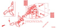 VSA MODULATOR (RH)('00 )  for Honda Cars CR-V 2.0 EXCLUSIVE L 5 Doors 5 speed automatic 2015